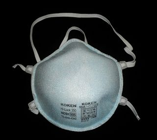 NIOSH air filtration rating U.S. rating of respirators such as face masks