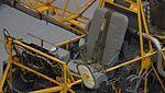 NAL VTOL Flying Test Bed seat at Kakamigahara Aerospace Science Museum November 2, 2014.jpg