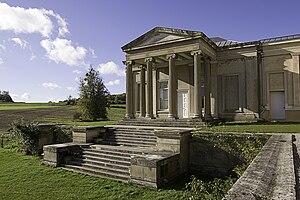 The Grange, Northington - The Conservatory