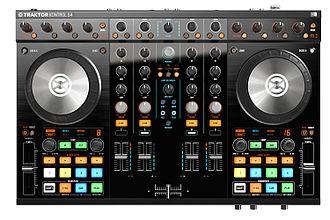 Native Instruments - Traktor Kontrol S4 MK2 DJ Controller