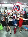 NYCC 2014 - Winter Soldier, Captain America, & Ironman (15497899711).jpg