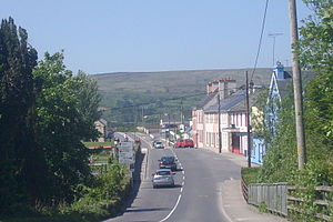 Frosses - The village of Frosses in 2009