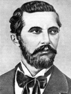 "Myth of Skanderbeg - In ""Istori'e Skenderbeut"" written by Naim Frasheri in 1898 Skanderbeg's figure assumed a new dimension of the Albanian national hero."