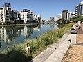 Nakagawa River from Seiryu Park.jpg