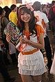 Namco Bandai Games promotional model at Tokyo Game Show 20100918.jpg
