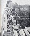Nana Mayo with Camera Dunia Film 15 Sep 1954 p17.jpg
