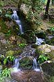 Nanzen-ji Temple Zen garden waterfall (7151831179).jpg