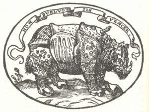 Alessandro de' Medici, Duke of Florence - Image: Nashorn.medici