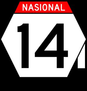 Semarang–Solo Toll Road - Image: Nasional 14