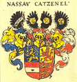 Nassau-Catzenelnbogen-Wappen (Dillenburg).png