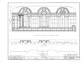 Nassau Hall, Nassau Street, Princeton, Mercer County, NJ HABS NJ,11-PRINT,4B- (sheet 22 of 25).png