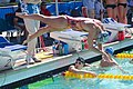 Natalie Coughlin taking off (9001307707).jpg