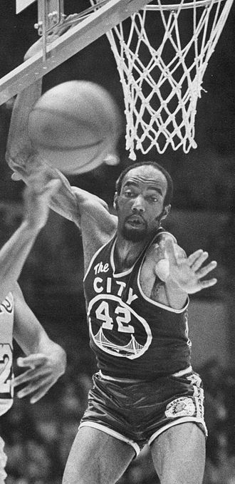 Golden State Warriors - Nate Thurmond averaged over 20 points per game during five different seasons and over 20 rebounds per game during two seasons while with the Warriors.