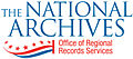 National Archives and Records Administration Office of Regional Records Services logo.jpg