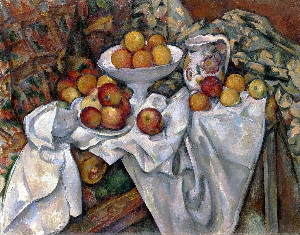 Nature morte aux pommes et aux oranges, par Paul Cézanne.jpg
