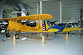 Naval Aircraft Factory N3N-3 Canary Yellow Peril Fairchild PT-19A Cornell TrainerTwosome EASM 4Feb2010 (14568071536).jpg