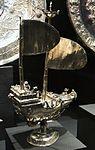 Naveta d'argent, ca. 1600, museu Diocesà d'Osca.JPG