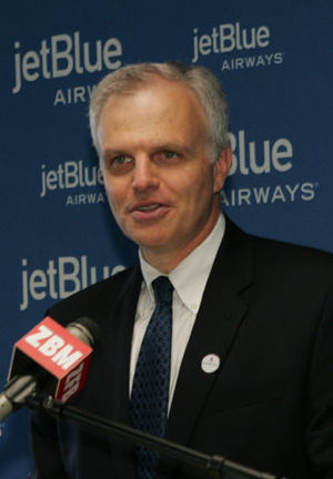JetBlue - JetBlue Founder David Neeleman in 2006