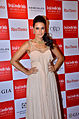 Neha Dhupia at '8th Annual Gemfields RioTinto Retail Jeweller India Awards 2012' meet 07.jpg
