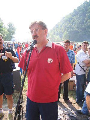 Nenad Manojlović - Manojlović in July 2006
