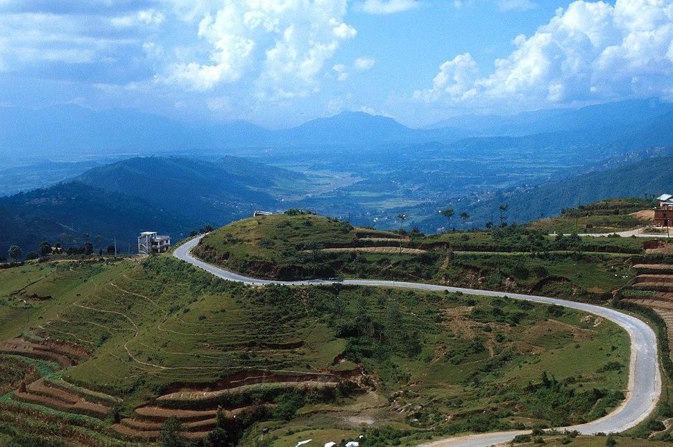 Nepal landscape 1