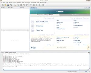 NetBeans IDE 6.0