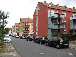 Neuer Weg in Braunschweig