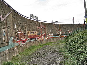 Monmouthshire Railway and Canal Company - Image: Newport Castle 03