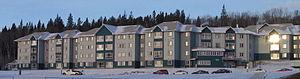 University of Northern British Columbia - Image: Neyoh