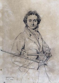 Niccolò Paganini - Wikipedia, the free encyclopedia