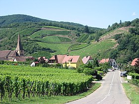 image illustrative de l'article Vignoble d'Alsace
