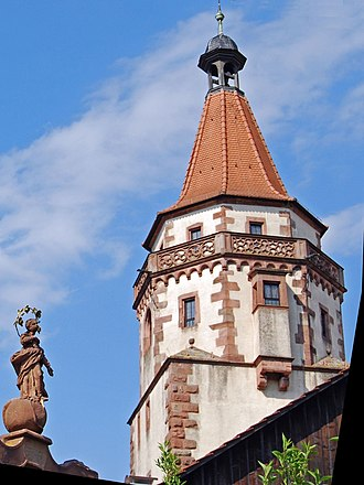 Gengenbach - Image: Niggelturm