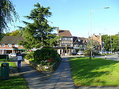Nightingales Corner, Little Chalfont - geograph.org.uk - 988796.jpg