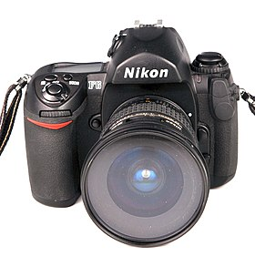 Image illustrative de l'article Nikon F6