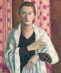 Nina Arbore - Autoportret, 1937.JPG