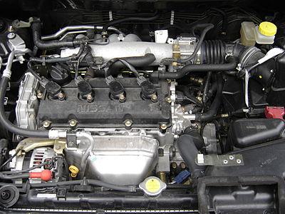 Nissan QR engine - Wikiwand