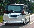 Nissan Serena (C27) in Jalan Nasional 25 - Tebo, Province of Jambi.jpg