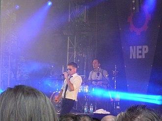 Nitzer Ebb - Nitzer Ebb live 2011
