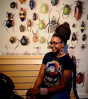Nnedi Okorafor Nigerian-American writer of fantasy and science fiction