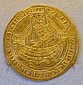 Noble, Edward III, 1351-1361 - Bode-Museum - DSC02739.JPG