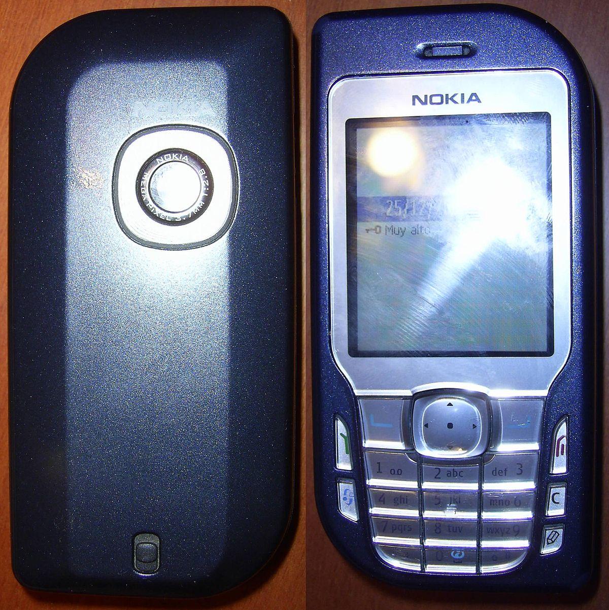 Nokia 6670 Wikipedia