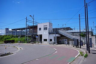 Nonai Station Railway station in Aomori, Aomori Prefecture, Japan