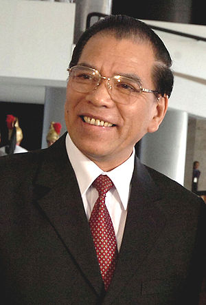 7th Politburo of the Communist Party of Vietnam - Image: Nong Duc Manh 29052007