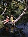 Nora Carrol and Lois Duncan Steinmetz- Sarasota, Florida (8538485285).jpg