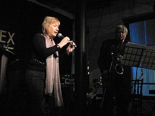 Norma Winstone English jazz singer