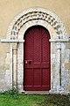 Norman Doorway, St Swithun, Martyr Worthy - geograph.org.uk - 963820.jpg