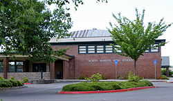 North Marion High School - Aurora Oregon.jpg