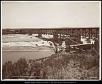 North Side Railroad Bridge, American Falls, Idaho. C.R. Savage, Photo..jpg
