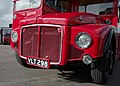 North Weald railway station MMB 01 Routemaster.jpg