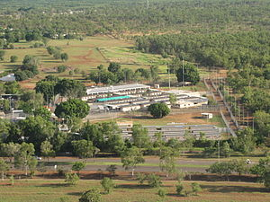 Australian immigration detention facilities - Northern IDC, Darwin, 2010